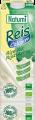 Lapte vegetal din orez cu calciu 1L
