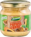 Pate vegetal denree cu papaya si curry 180g