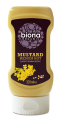 Mustar organic medium hot 320g