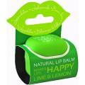 Balsam natural de buze cu lime si lamaie 7 g
