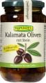 Masline Kalamata violet cu samburi in ulei de masline 335g