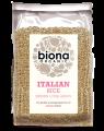 Orez italienesc brun si organic cu bobul lung 500gr