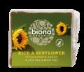 Paine integrala din orez si seminte de floarea soarelui 500g