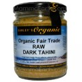 Tahini Dark Raw Organic 250g