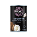 Smantana din cocos fara zahar eco 400ml