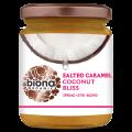 Coconut bliss cu caramel sarat 250g