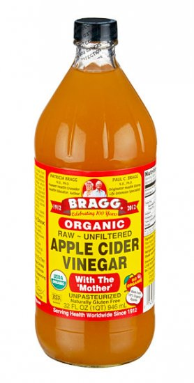 Bragg Otet Din Cidru De Mere 946ml Be Organic