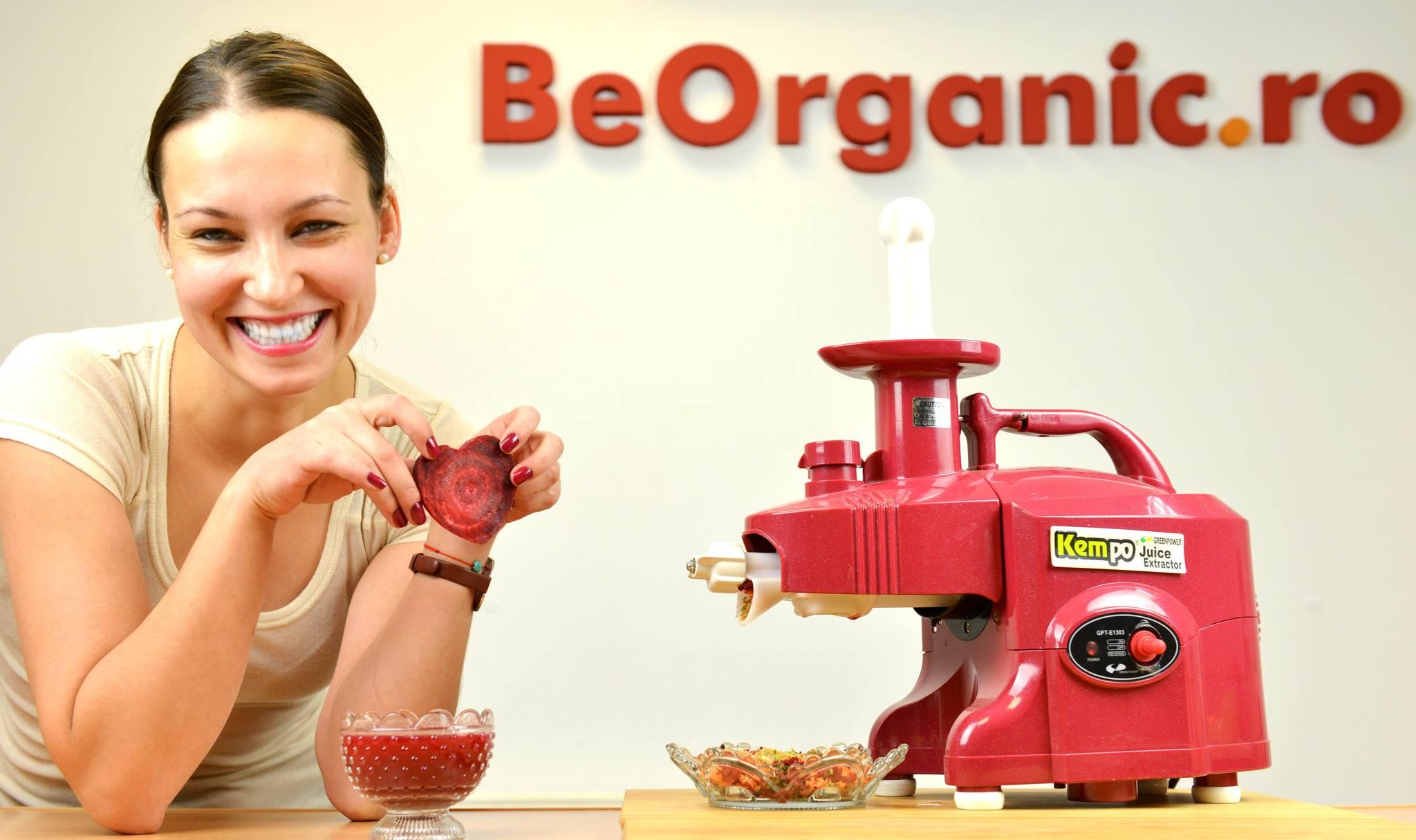 Marele premiu oferit de BeOrganic.ro