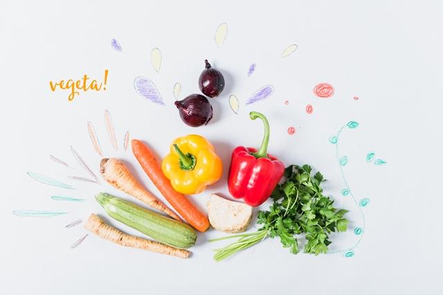 Vegeta - mix de legume obtinut la deshidrator