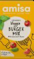 Veggie Burger mix gluten free 140g